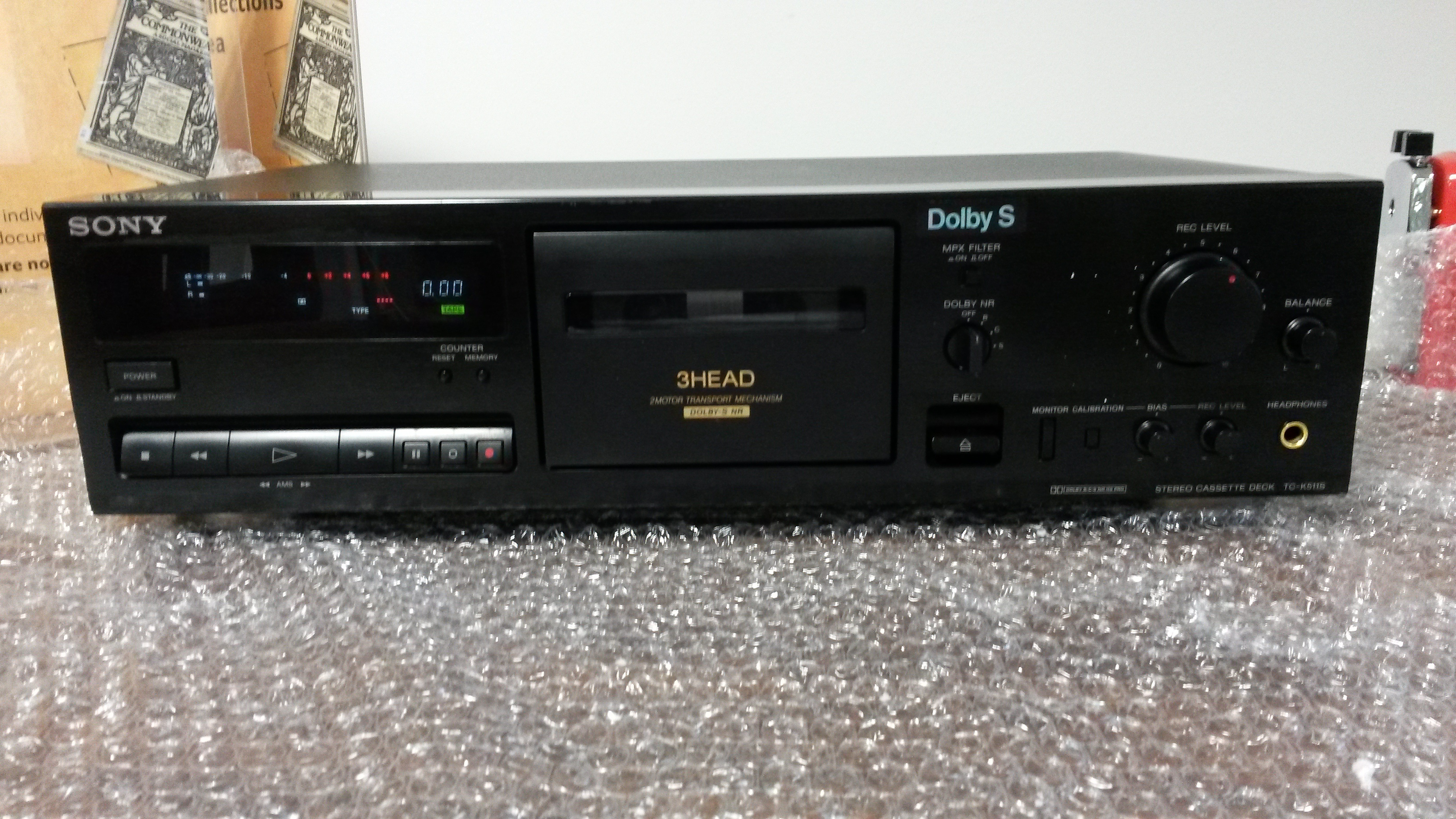 HQ Tape deck