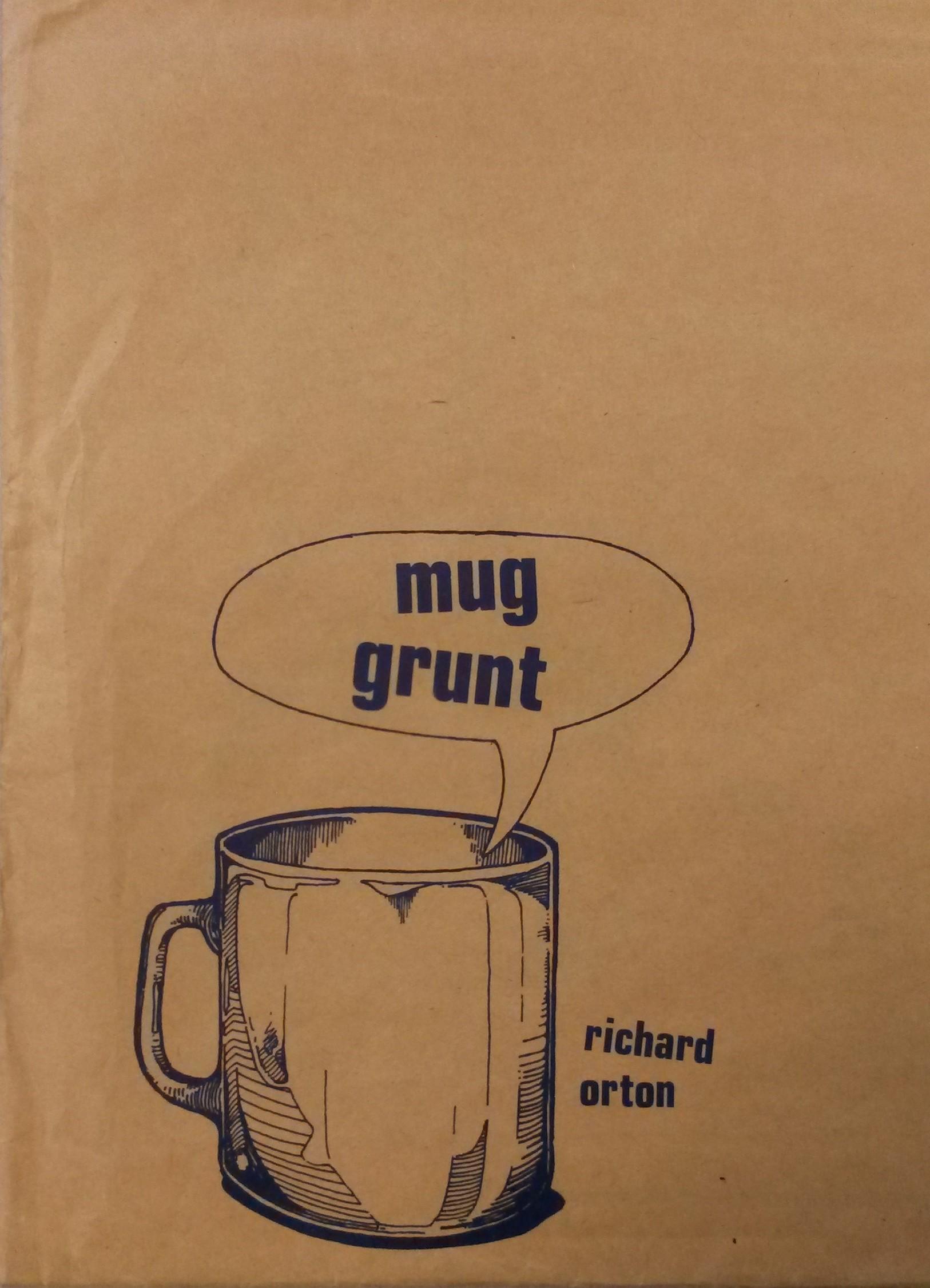 Mug grunt by Richard Orton