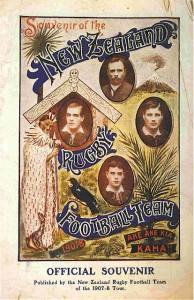 5. NZ 1907 programme