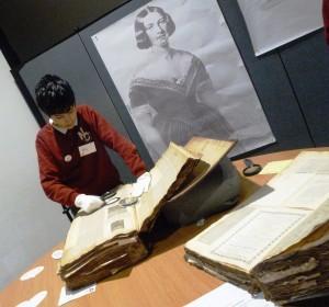 handling original documents