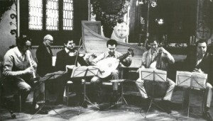Linde Consort (Early Music consort), Basel.