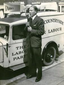 William Glenvil Hall, Colne Valley MP, 1939-1962.