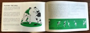 Know the game rugby league football, c1950.