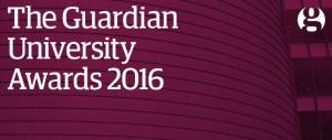 Guardian University Awards 2016